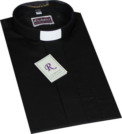 Fairtrade Clerical Shirt