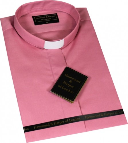 Female Clerical Shirts