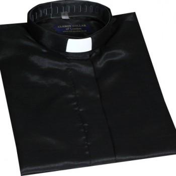 Female Thai Silk Clerical Shirt