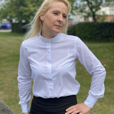 Female Clergy Collar Brand