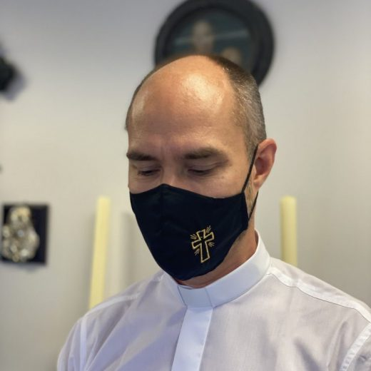 Clerical Fase Mask