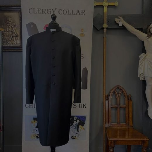Clergy Frock Coat